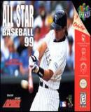 Caratula nº 33665 de All-Star Baseball 99 (200 x 136)