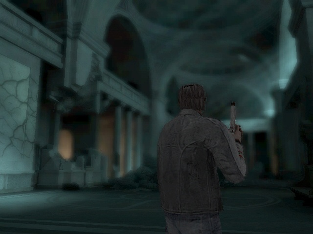 Pantallazo de Alone in the Dark (2008) para PlayStation 2