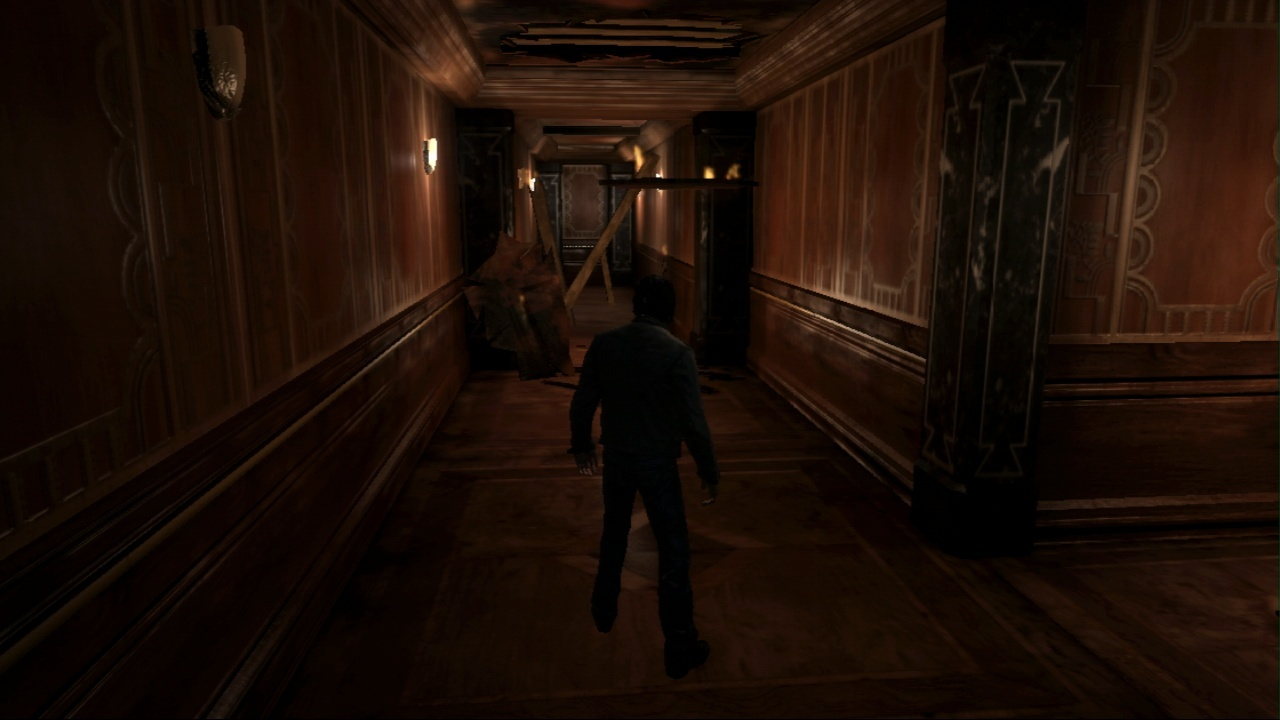 Pantallazo de Alone in the Dark (2008) para PlayStation 3
