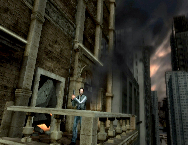 Pantallazo de Alone in the Dark (2008) para Wii
