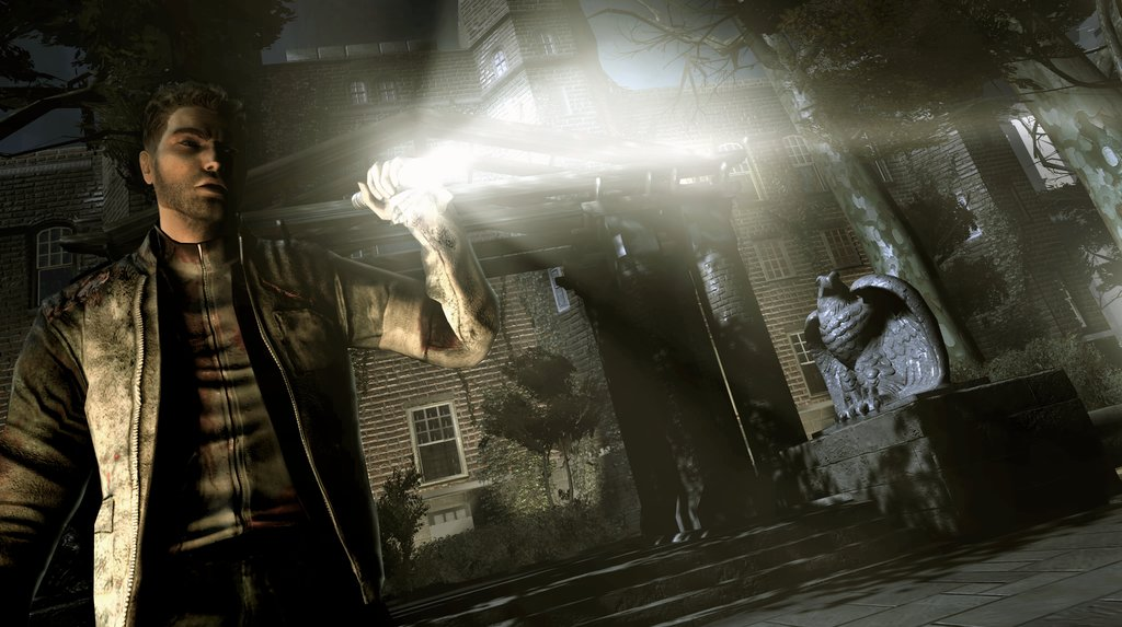Pantallazo de Alone in the Dark (2008) para Xbox 360