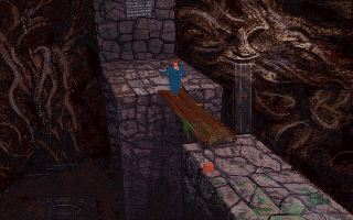 Pantallazo de Alone in the Dark 2 CD-ROM para PC