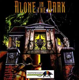 Caratula de Alone in the Dark para PC