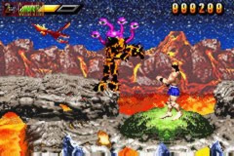 Pantallazo de Altered Beast: Guardian of the Realms para Game Boy Advance