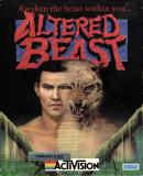 Carátula de Altered Beast