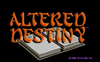 Pantallazo de Altered Destiny para PC
