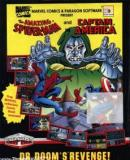 Carátula de Amazing Spider Man and Captain America in Dr. Doom's, The