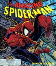 Caratula de Amazing Spider-Man, The para Amiga