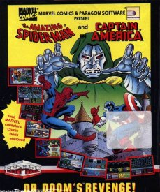 Caratula de Amazing Spider-Man & Captain America in Doctor Doom's Revenge, The para PC