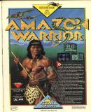 Caratula nº 240006 de Amazon Warrior (733 x 1039)