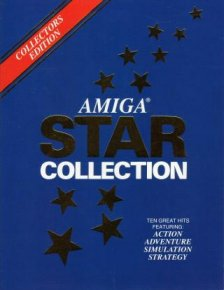 Caratula de Amiga Star Collection para Amiga
