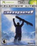 Carátula de Amped: Freestyle Snowboarding [Platinum Hits]