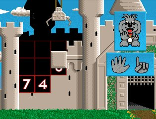 Pantallazo de Amy's Fun-2-3 Adventure para Amiga