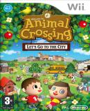 Caratula nº 129913 de Animal Crossing: Lets go to the City (640 x 902)