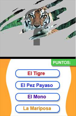 Pantallazo de Animal Genius para Nintendo DS