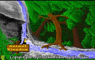 Pantallazo de Animal Kingdom para Amiga