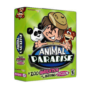Caratula de Animal Paradise para PC
