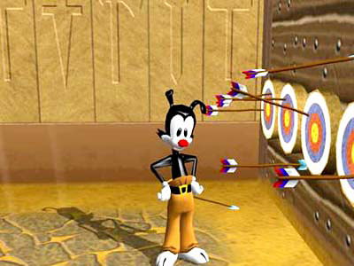 Pantallazo de Animaniacs: The Great Edgar Hunt para Xbox