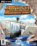 Caratula nº 73293 de Anno 1503: Treasures, Monsters, and Pirates (480 x 675)