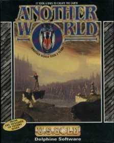 Caratula de Another World para Amiga
