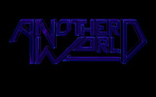 Pantallazo de Another World para Atari ST