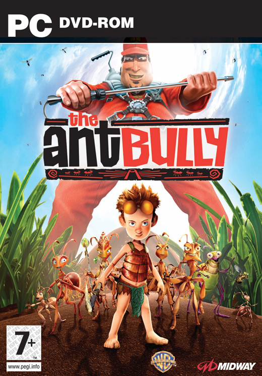 Caratula de Ant Bully, The para PC