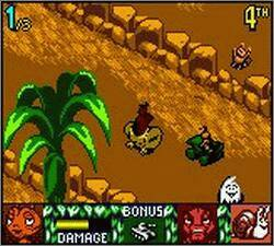 Pantallazo de Antz Racing para Game Boy Color