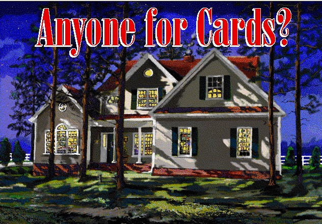 Pantallazo de Anyone for Cards? para PC
