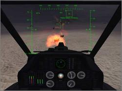 Pantallazo de Apache AH-64: Air Assault para PC