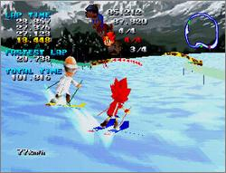 Pantallazo de Ape Escape para PlayStation