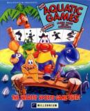 Caratula nº 564 de Aquatic Games, The (224 x 292)