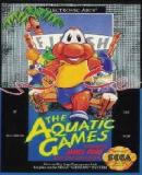 Caratula nº 28581 de Aquatic Games Starring James Pond and the Aquabats (200 x 288)
