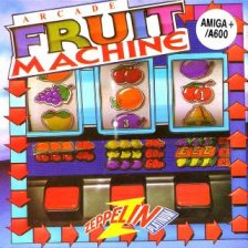 Caratula de Arcade Fruit Machine para Amiga