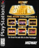 Carátula de Arcade's Greatest Hits: The Atari Collection 1
