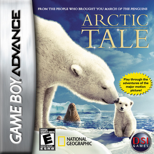 Caratula de Arctic Tale para Game Boy Advance