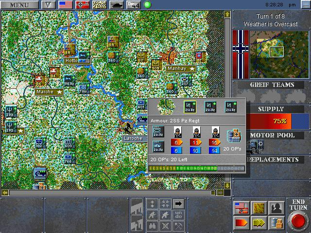 Pantallazo de Ardennes Offensive, The para PC