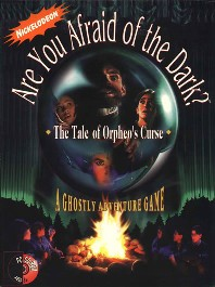 Caratula de Are You Afraid of the Dark?: The Tale of Orpheo's Curse para PC