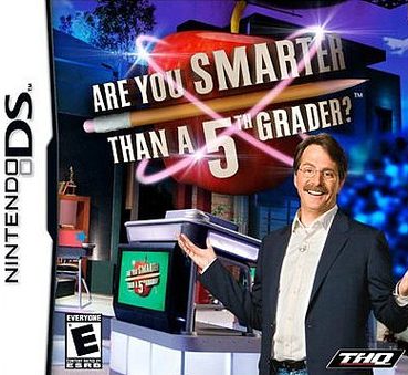 Pantallazo de Are You Smarter Than a 5th Grader? para Nintendo DS