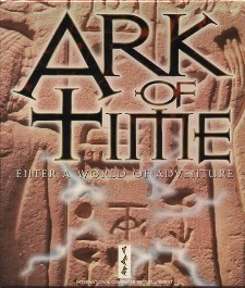 Caratula de Ark of Time para PC