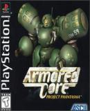 Carátula de Armored Core: Project Phantasma