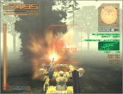 Pantallazo de Armored Core 3 para PlayStation 2