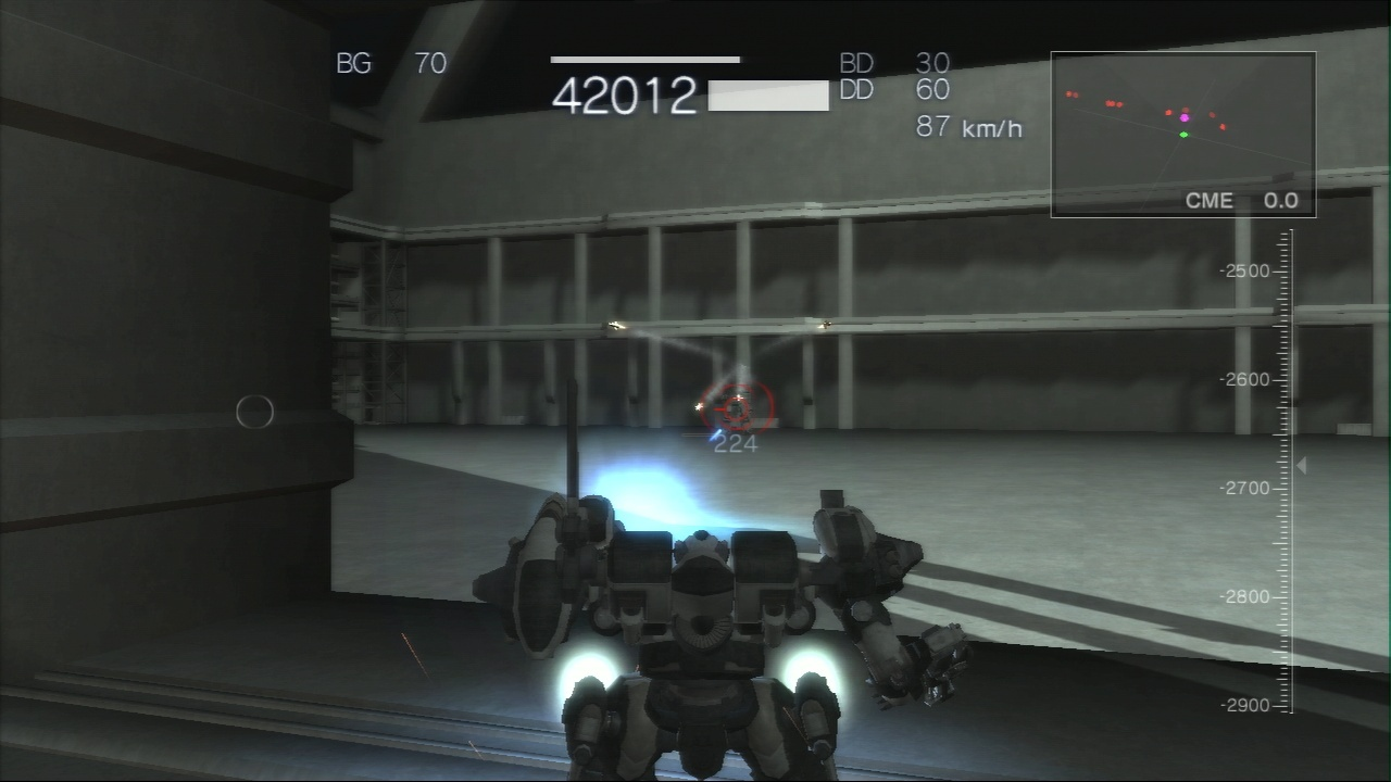 Pantallazo de Armored Core for Answer para PlayStation 3