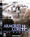 Caratula nº 117510 de Armored Core for Answer (342 x 397)