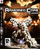 Caratula nº 136082 de Armored Core for Answer (640 x 728)