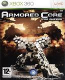 Caratula nº 215571 de Armored Core for Answer (640 x 901)
