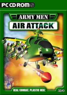 Caratula de Army Men: Air Attack para PC