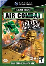 Caratula de Army Men: Air Combat