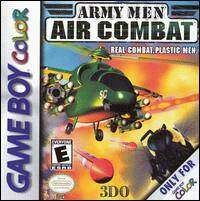 Caratula de Army Men: Air Combat para Game Boy Color