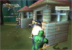 Pantallazo de Army Men: Sarge's War para GameCube