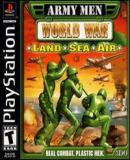 Carátula de Army Men: World War -- Land, Sea, Air